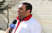 امدادرسانی هوایی جمعیت هلال احمر الیگودرز به ۱۱ روستای صعبالعبور