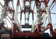 کشتی واردات کالاهای اساسی در بندر شهید رجایی پهلو گرفت