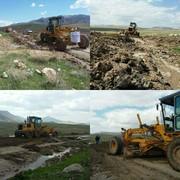 تیم ۲۶ نفره راهداران آذربایجانغربی به مناطق سیلزده لرستان اعزام شدهاند