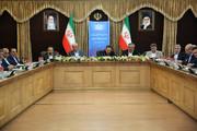 خط ریلی ایران از مسیر کردستان به عراق متصل میشود
