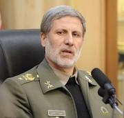 موضع وزیر دفاع درباره مذاکره ایران وآمریکا/ نفتمان را صادر میکنیم