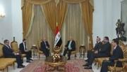 برهم صالح: عراق پایگاهی برای آزار همسایگانش نخواهد شد