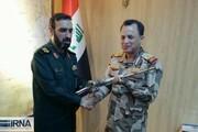 تقدیر از سپاه پاسداران برای مبارزه با داعش در عراق و سوریه