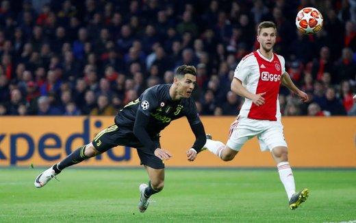 یکچهارم نهایی لیگ قهرمانان اروپا؛ برد بارسا مقابل یونایتد در شب تساوی آژاکس و یوونتوس