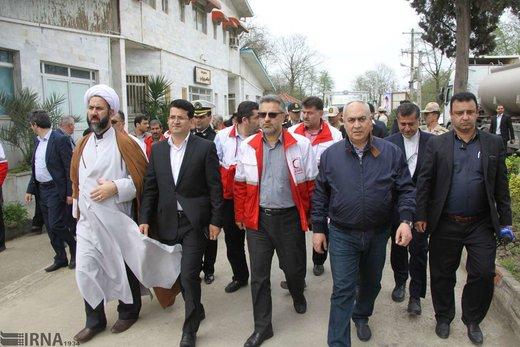 ورود محموله کمکهای جمهوری آذربایجان برای سیل زدگان ایران