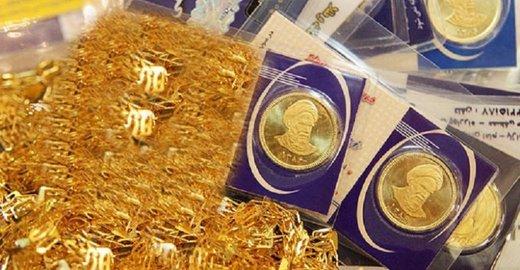 ایستادن سکه پشت مرز ۵میلیون تومان/ طلا ۴۴۱هزار و ۵۰۰ تومان شد