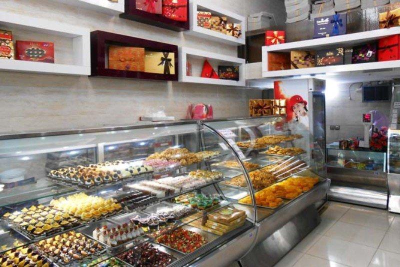 بهداشت در شیرینی فروشی