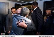 عکس | احمدینژاد در آغوش عمرالبشیر