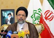 وزیر اطلاعات: ملت ایران سیلی محکمی به ترامپ زدند