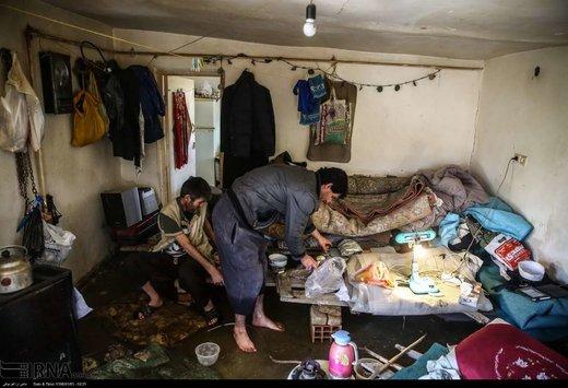 شیوع گال و اسهال در گمیشان/ آبگرفتگی خانهها تخلیه شد