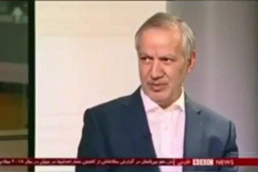 فیلم | دفاع تمام قد مهاجرانی از سپاه، روی آنتن بیبیسی فارسی