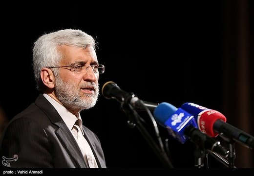 روایت سعید جلیلی از نامهاش به روحانی درباره ایرادات برجام /هر دانشگاه یک «دولت در سایه» باشد