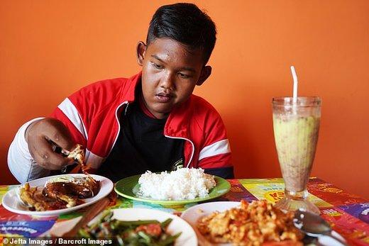آریا پرمانا، کودک 13 ساله اندونزیایی