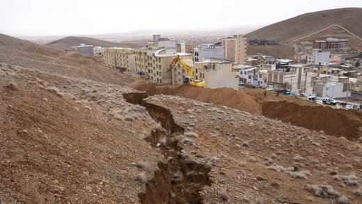 روایت استاد دانشگاه لایبنیتز از بحران بعدی که ایران را تهدید میکند؛ زمینلغزش