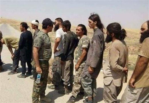 عراق گروهی دیگر از داعشیها را تحویل گرفت