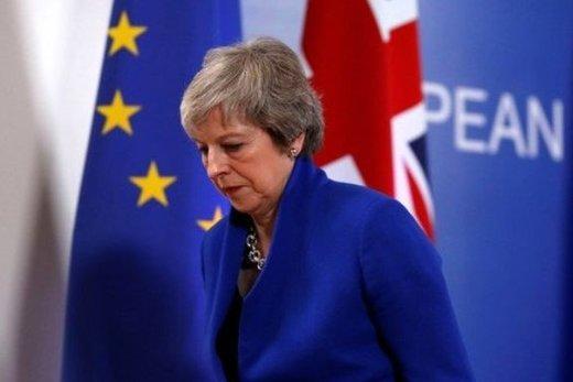 انگلیس همچنان در بنبست برگزیت/ درخواست ترزامی از پارلمان