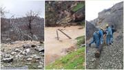خسارت ۵۰ میلیاردی سیل و بارندگیها به تاسیسات برقرسانی چهارمحالوبختیاری