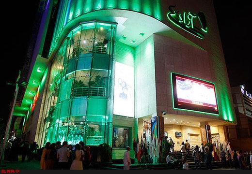فروش یک روز «متری شیش و نیم» و «رحمان ۱۴۰۰» در سینما آزادی برای سیلزدگان