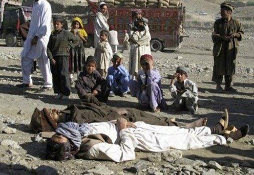 استاندار خودخوانده طالبان کشته شد
