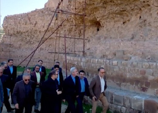 ۱۰۰ پروژه تاریخی آذربایجانشرقی در دست احیاست
