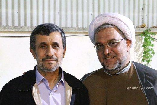 احمدینژاد: انقلاب ۵۷ کار انگلیس بود/ امیریفر: احمدینژاد از رزمندگی به «جانوری عجیب» تبدیل شد!