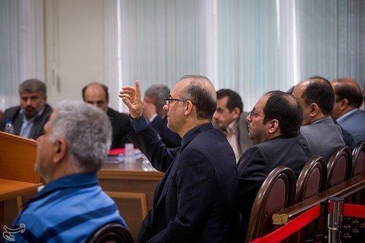 چهارمین جلسه محاکمه متهمان پرونده پتروشیمی