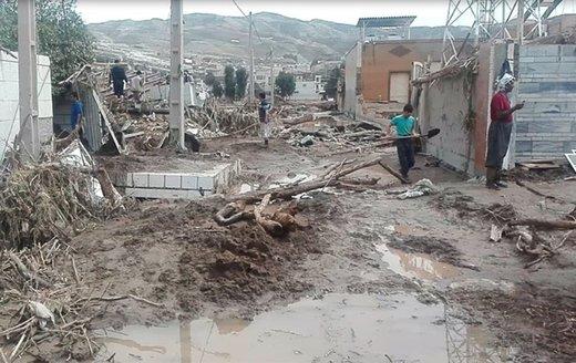 خسارات سنگین سیل به دلیل عدم دخالت وزارت نیرو در مجوز ساخت و ساز
