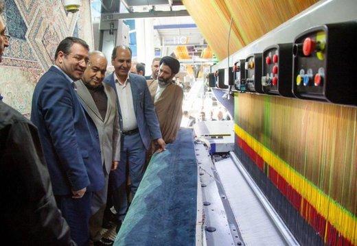 وزیر الصناعة: ایران بالمرتبة الاولي فی التصدیر الي العراق