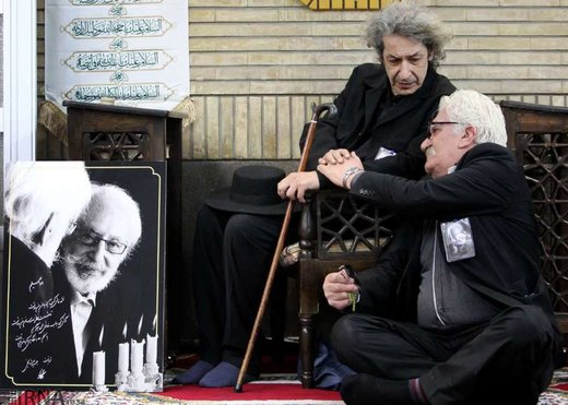توصیه جمشید مشایخی به پسرش/ کمالالملک سینمای ایران تجلیل شد/ تصاویر