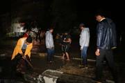 تصاویر | خیابانهای بندرعباس زیر آب رفت