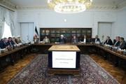 نخستین جلسه شورای عالی هماهنگی اقتصادی سران قوا/ عکس