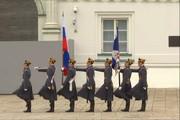 فیلم | نمایش ویژه گارد ریاست جمهوری روسیه