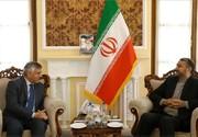 در دیدار معاون لاریجانی و سفیر عراق چه گذشت؟