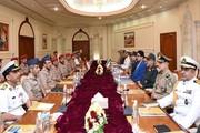 بدء اعمال لجنة الصداقة العسكرية العمانية الإيرانية في مسقط