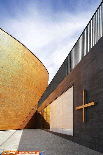 کلیسای کمپی در فنلاند