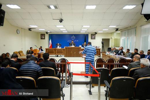 ششمین جلسه رسیدگی به اتهامات حسین هدایتی و متهمان مرتبط