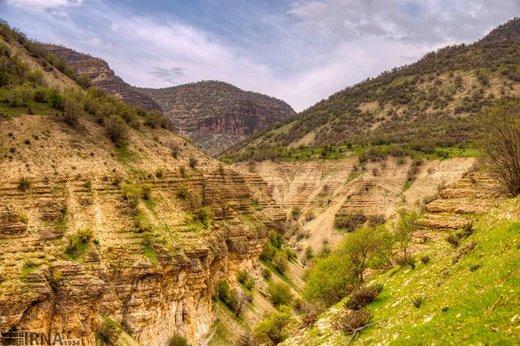 دره آبگلور