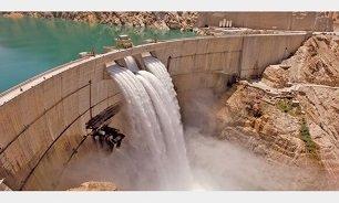 ورود بیسابقه آب به سد کرخه؛ هر ثانیه ۸۳۰۰ متر مکعب!