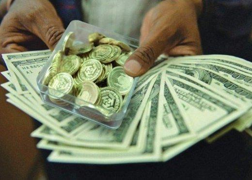نوسان اندک در بازار سکه/هر گرم طلا ۴۳۰هزار تومان شد