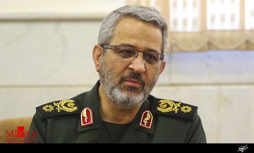رونمایی سردار غیبپرور از طرح «جهاد همبستگی ملی»