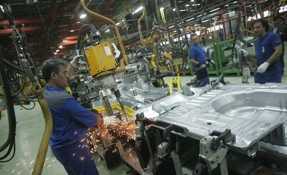 قطعه سازان و تولید خودرو