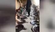 فیلم | خط تولید تریاک در افغانستان!