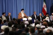 إقامة مراسم قرآنية رمضانية بحضور قائد الثورة الاسلامية