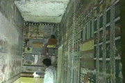فیلم | بازگشایی مقبره ۴۳۰۰ ساله در مصر