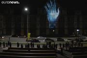 فیلم | ترکیب نور، موسیقی و فناوری دیجیتال در روسیه