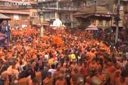 فیلم | آغاز متفاوت سال نو در نپال