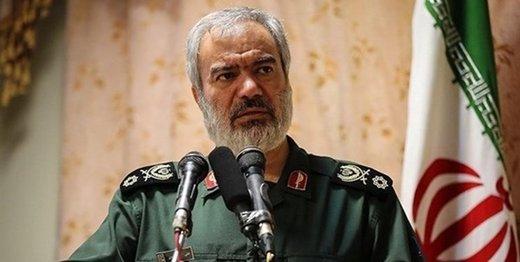 سردار فدوی: دشمنی آمریکا هر روز ابعاد جدیدی پیدا میکند/ دهها هزار نیروی حزبالله اطراف رژیم صهیونیستی هستند