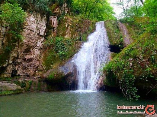 آبشار لوه، راز بهشت زمینی گالیکش