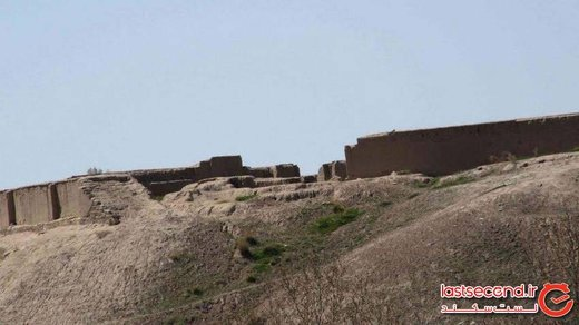 ازبکی، محوطه باستانی هزاره اول پیش از میلاد نظرآباد