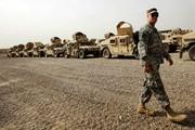 تحرکات مشکوک نظامیان آمریکا در تکریت عراق